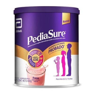 Pediasure-Plus-Triple-Fresa-400G---Abbott