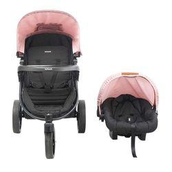Travel-System-Tizzy-Rosado-Melange---Infanti