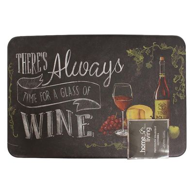 Alfombra-De-Cocina-Wine-40X60-Cm---Home-Living