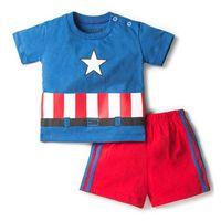 Conjunto-Capitan-America-2-Pzs---St-Jacks-Varias-Tallas