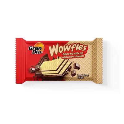 Galleta-Wowfles-Chocolate-11.5G---Gran-Dia