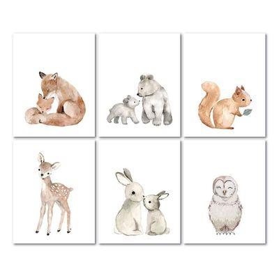 Cuadros-Decorativos-Bosque---Lambs-Ivy