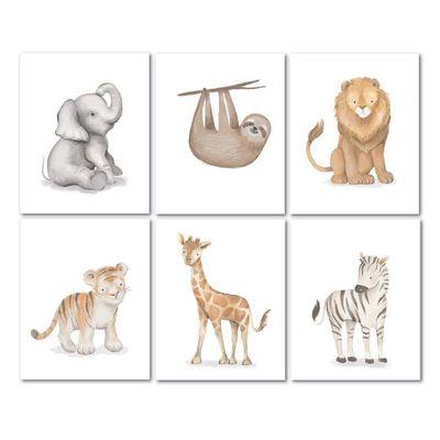 Cuadros-Decorativos-Safari-Jungla---Lambs-Ivy
