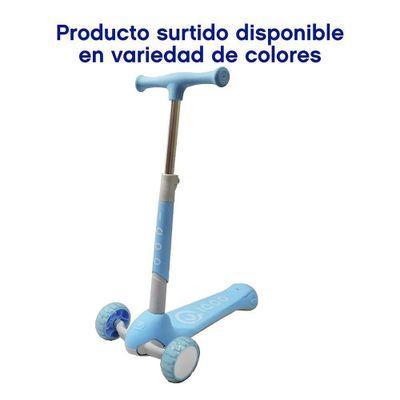 Scooter-IQOO-De-Lujo-Para-Niño-Plegable-IQ602---Lider-Bike