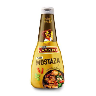 Salsa-Mostaza-370-Gramos---Campero-
