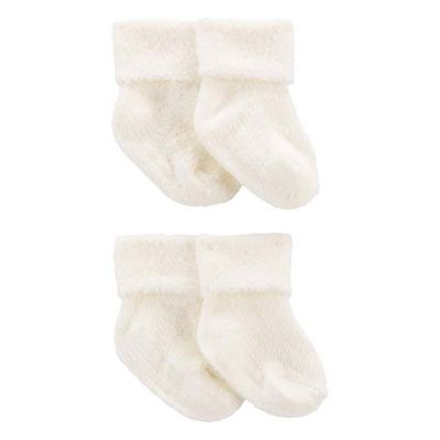 Calcetas-Blancas-0-3-meses---Carters