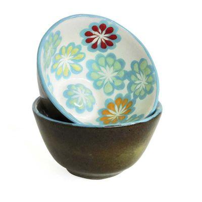 Tazon-Para-Postre-Ceramico-Diseño-Flores-Azules---Casa-De-Los-Gigantes