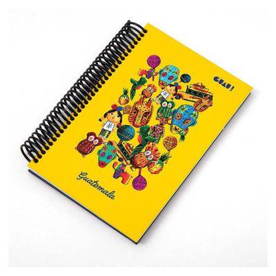 Cuaderno-De-Artesanias-Tamaño-Media-Carta-De-90-Hojas-En-Lineas---Guau
