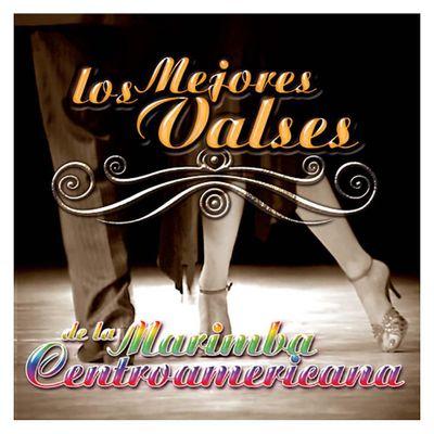 Disco-Compacto-Los-Mejores-Valses-De-La-Marimba-Centroamericana-90060-2---Jaguar-Record