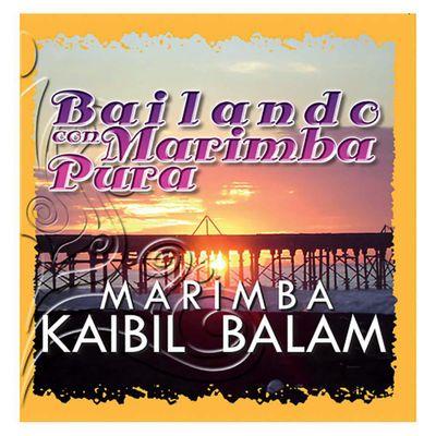 Disco-Compacto-Bailando-Con-Marimba-Pura-Marimba-Kaibil-Balam-90065-2----Jaguar-Record