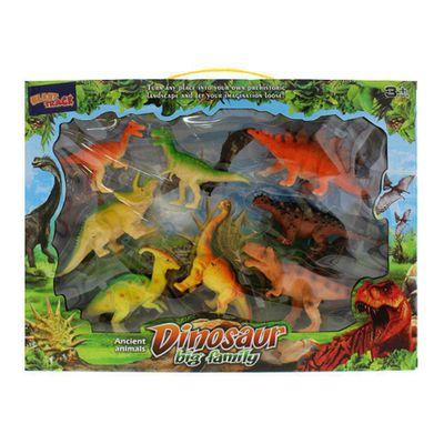 Set-De-Dinosaurios-8-Pzs---Blast-Track