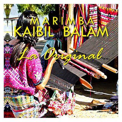 Disco-Compacto-Marimba-Kaibil-Balam-La-Original-90101-2---Jaguar-Record