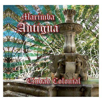 Disco-Compacto--Ciudad-Colonial-Marimba-Antigua-90109-2---Jaguar-Record