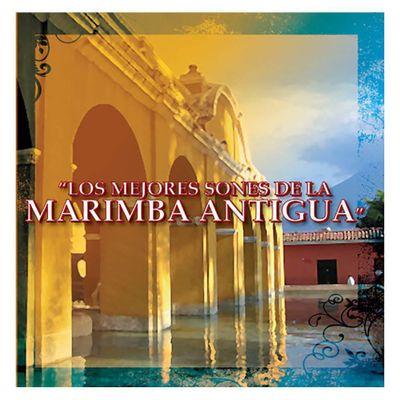Disco-Compacto-Los-Mejores-Sones-De-La-Marimba-Antigua-90028-2---Jaguar-Record