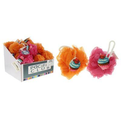 Esponja-Para-Baño-Cupcakes---Pacific-Club-Colores-Surtidos