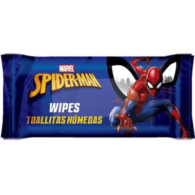 Toallas-Humedas-80-Unidades-Spiderman---Marvel
