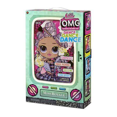 L.O.L.-Surprise-Omg-Dance-Doll---Miss-Royale