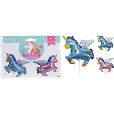 Globo-Unicornio-Colores-Surtidos