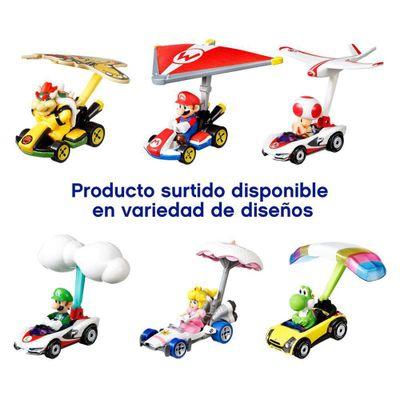 Hot-Wheels-Personajes-Mario-Bros