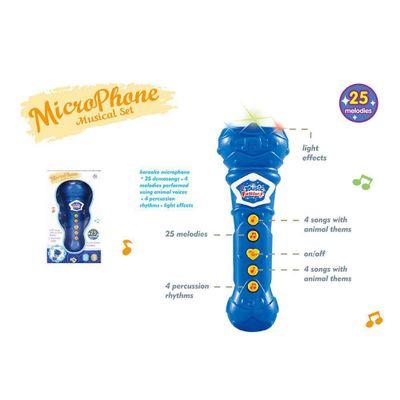 Microfono-De-Juguete-Pequeño-Azul