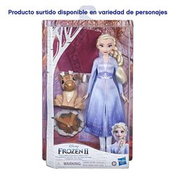 Peluche-Princesa-Froze-II---Fur-Real