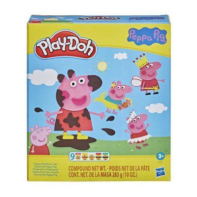 Plasticina-Peppa-Pig---Play-Doh