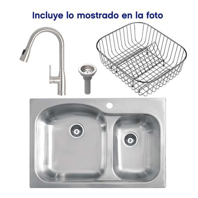 Lavatrastos-Doble-Teka-84X56X20.4-Plg