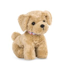 Mascota-Para-Muñeca-Goldendoodle