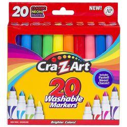 Caja-De-Marcadores-Lavables-20-Pzs---Cra-z-art